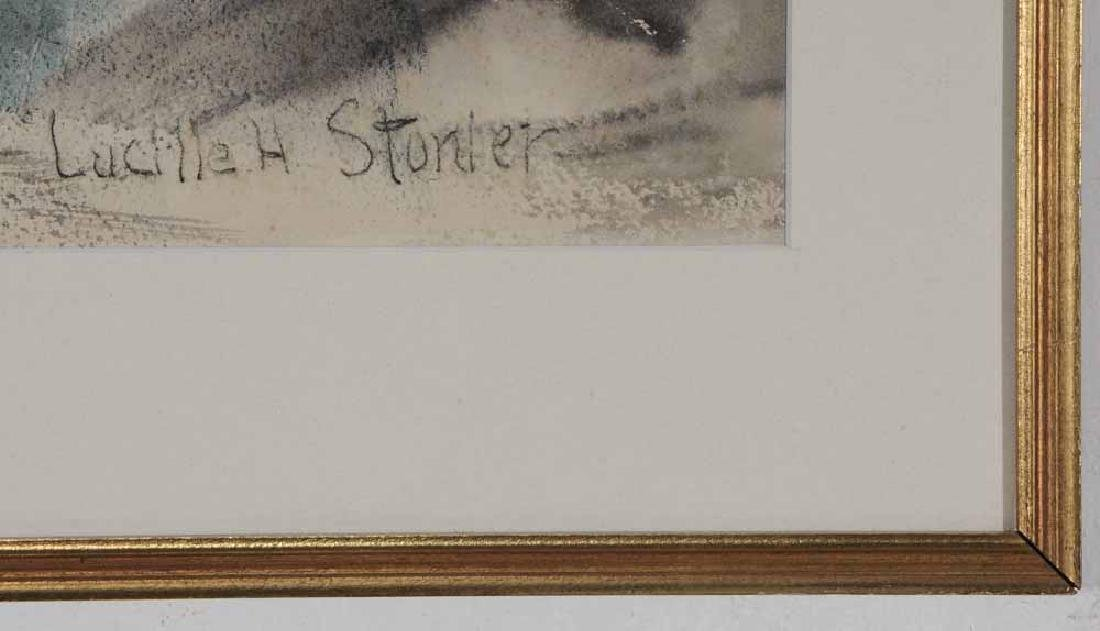 Lucille Holderness Stonier - 2