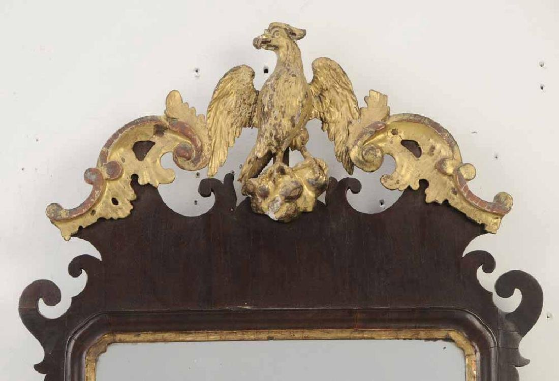 Chippendale Mahogany and Parcel Gilt - 3