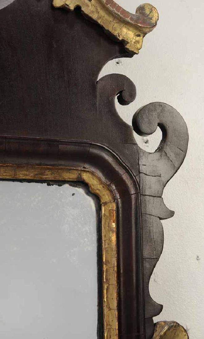 Chippendale Mahogany and Parcel Gilt - 6