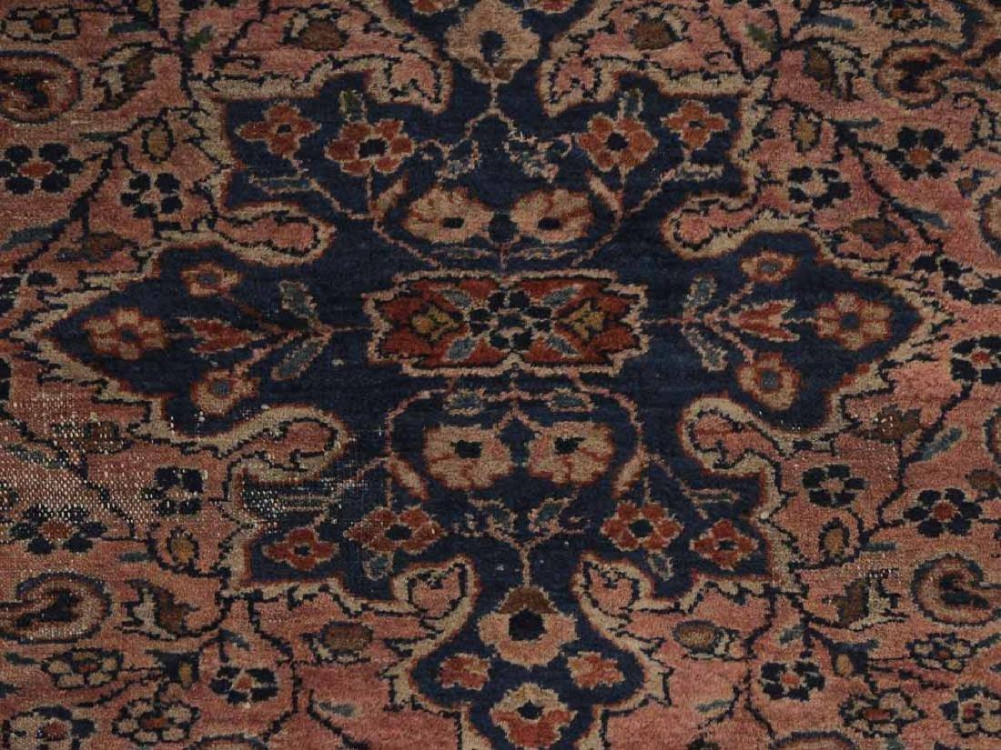 Inscribed Persian Carpet - 4
