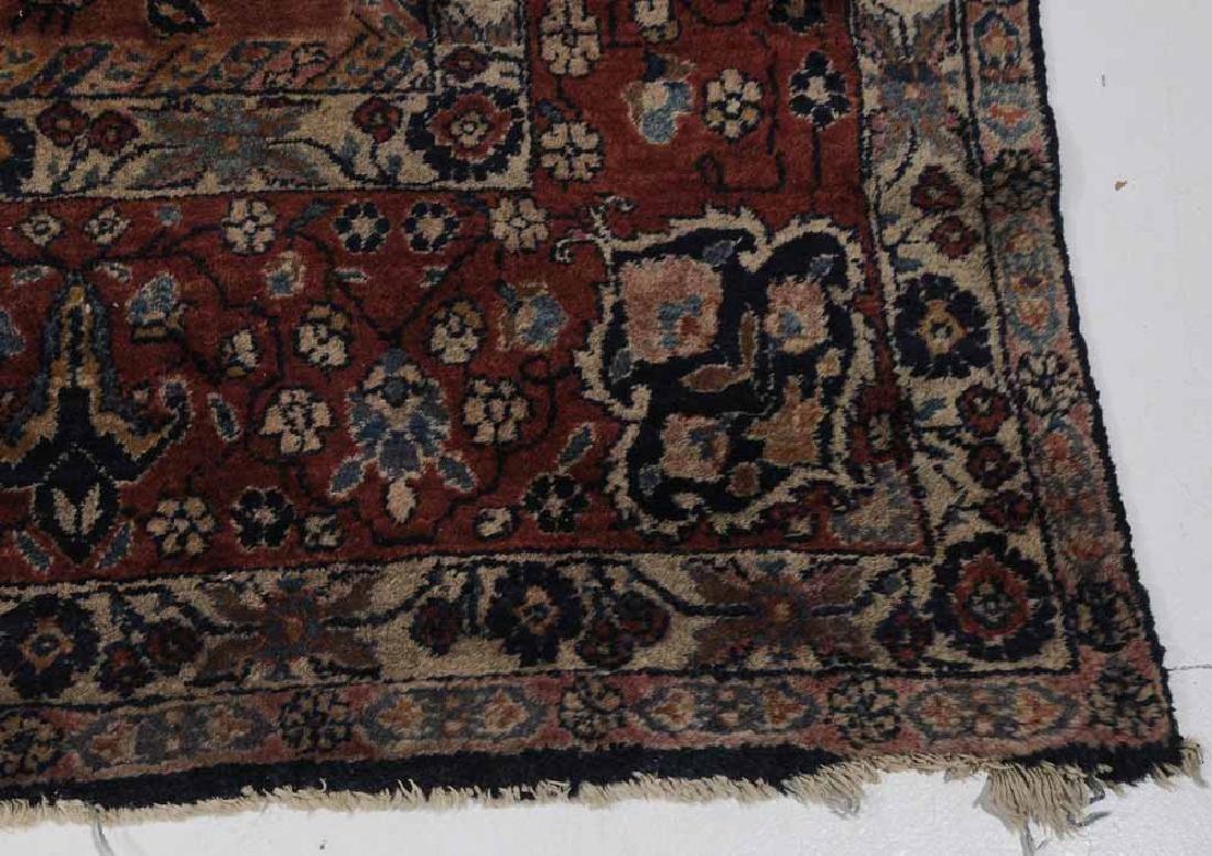 Inscribed Persian Carpet - 5