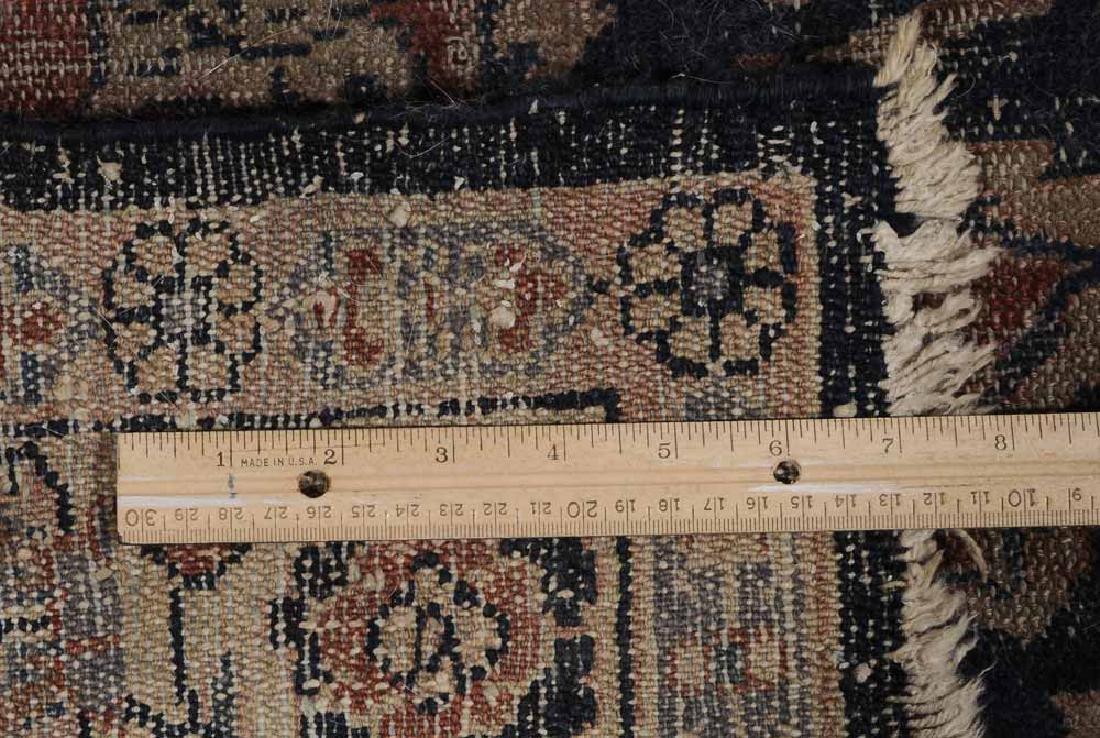 Inscribed Persian Carpet - 6