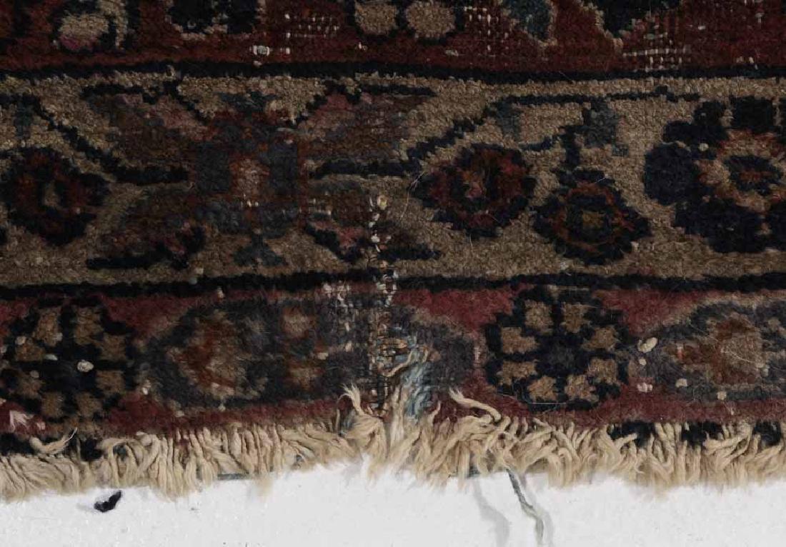 Inscribed Persian Carpet - 7