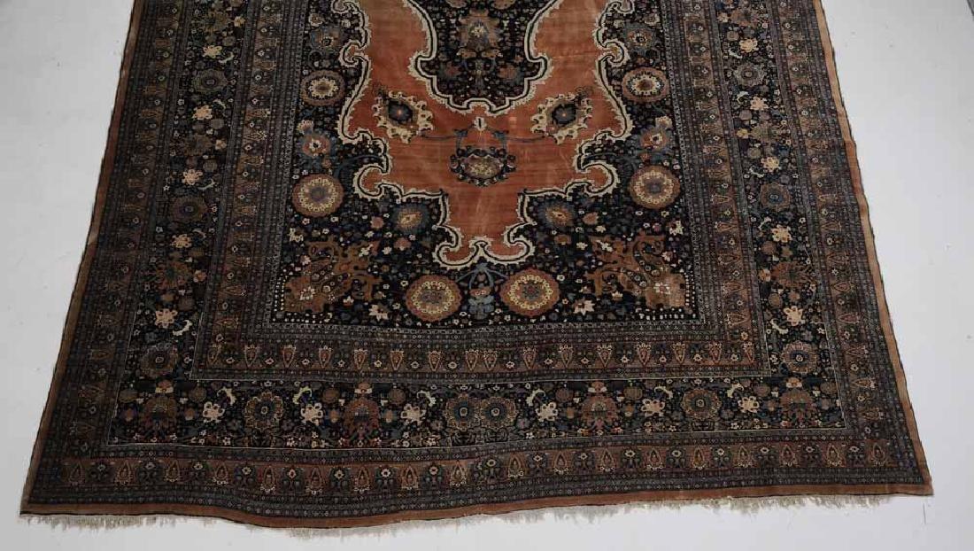 Fine Tabriz Carpet - 5