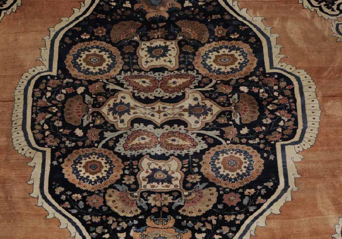 Fine Tabriz Carpet - 6