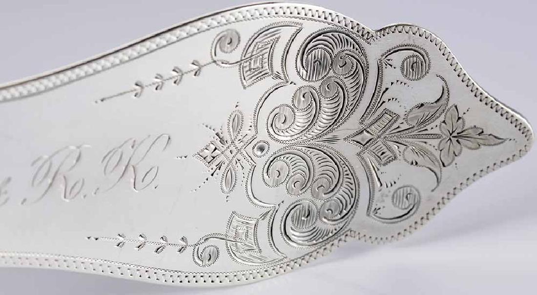 Duhme Coin Silver Ladle - 2