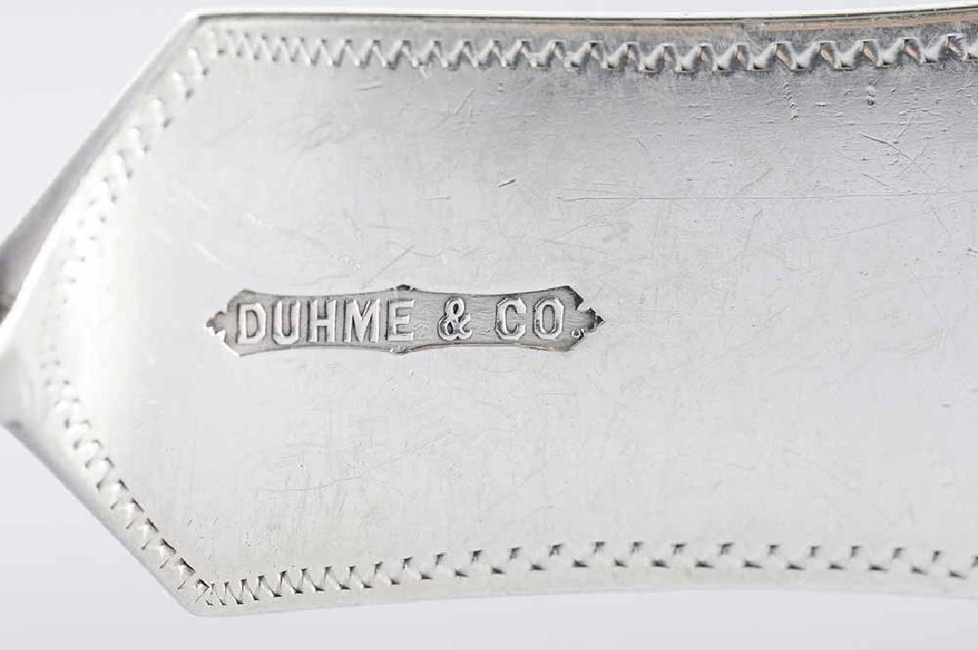 Duhme Coin Silver Ladle - 3