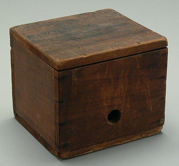 16: Gallatin, Tennessee box,