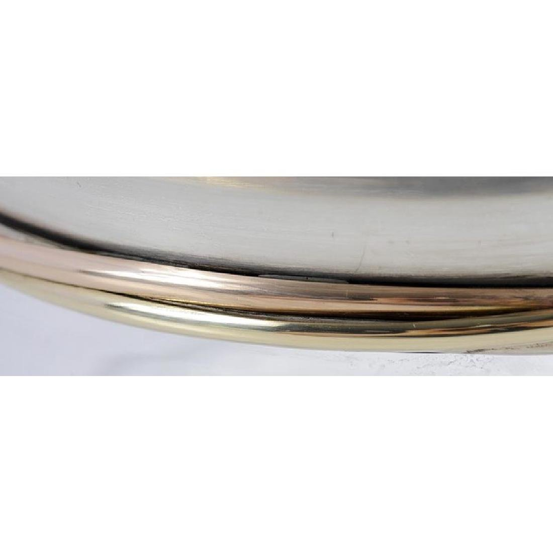 Cartier Glass and Silver Bowl - 4