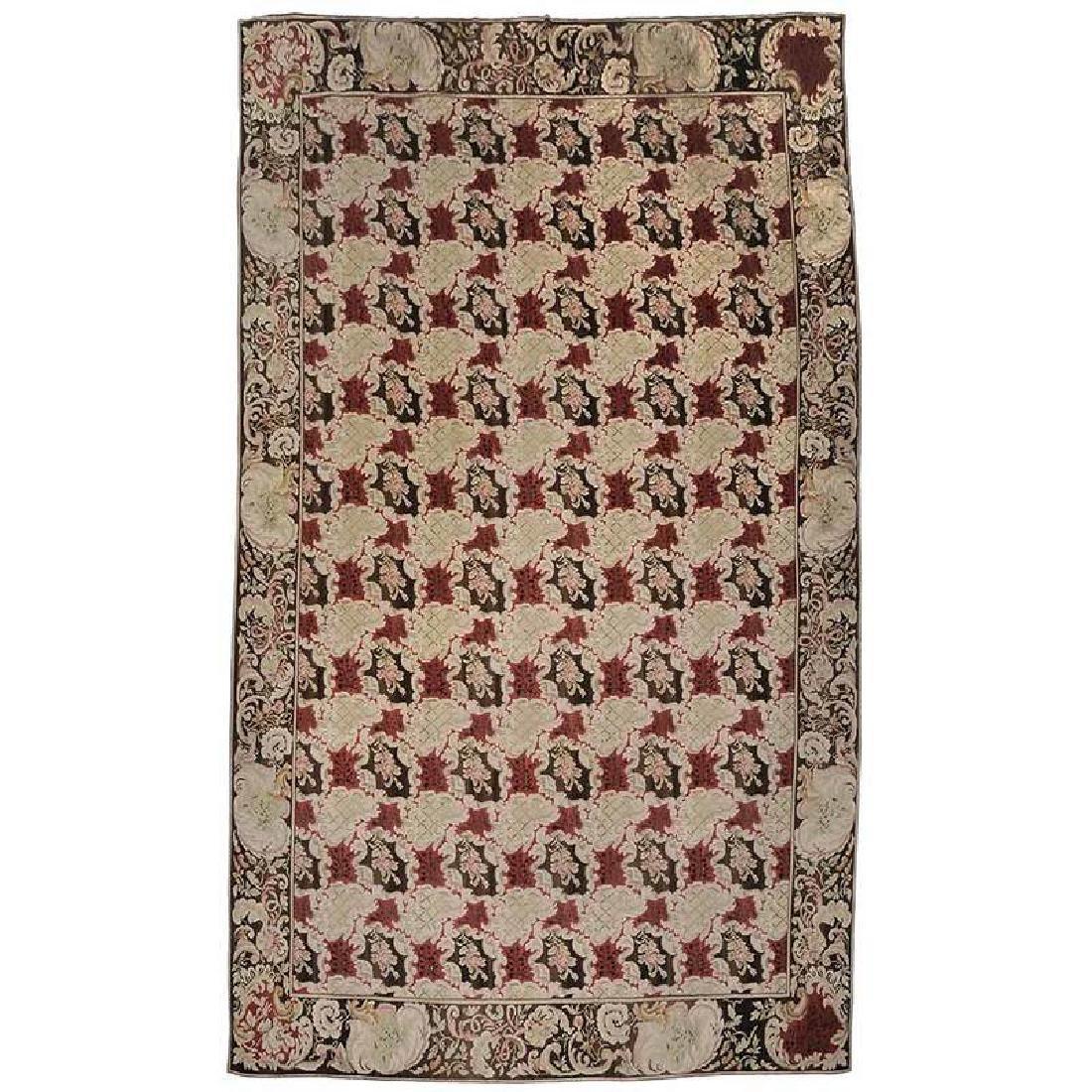Bessarabian Style Kilim Carpet