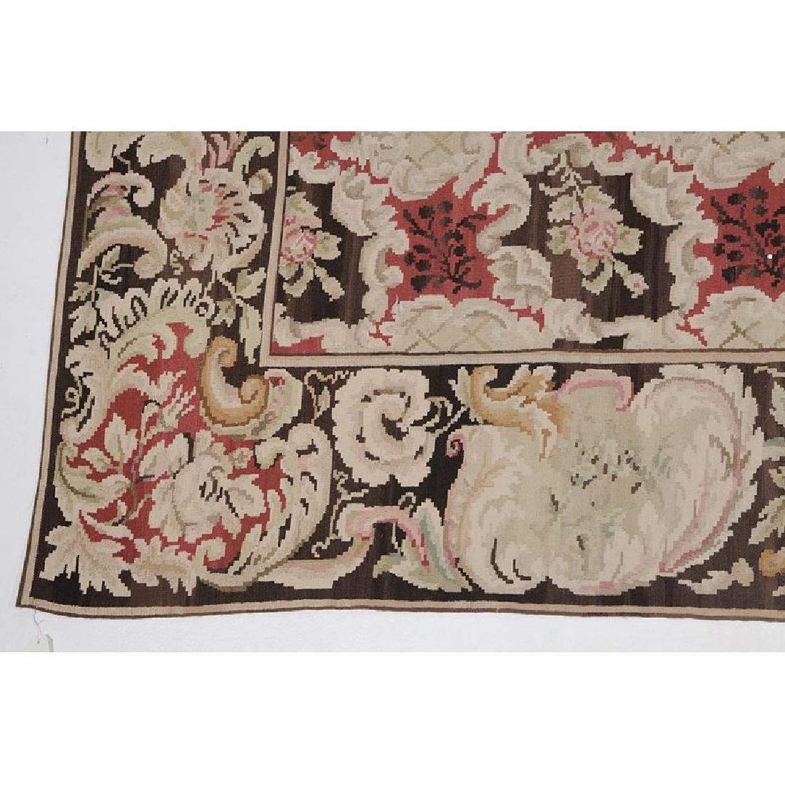 Bessarabian Style Kilim Carpet - 2