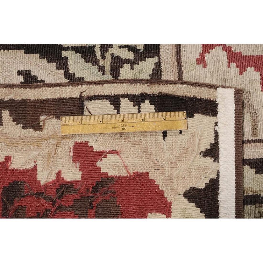 Bessarabian Style Kilim Carpet - 3