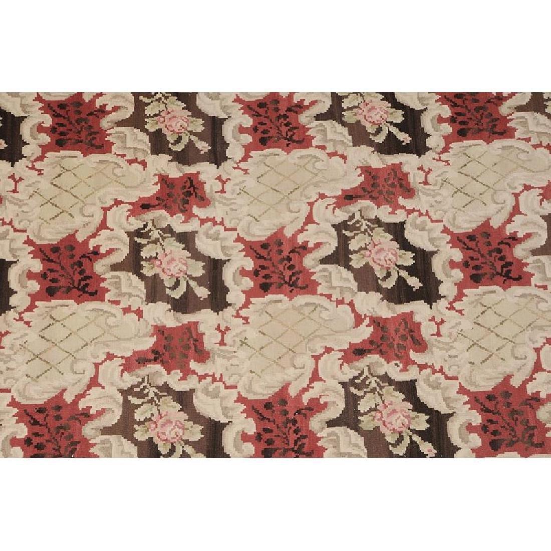 Bessarabian Style Kilim Carpet - 4