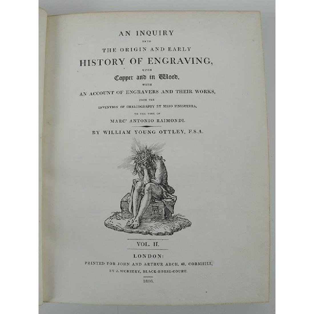 The Origin and Early History of Engraving, 1816 - 5