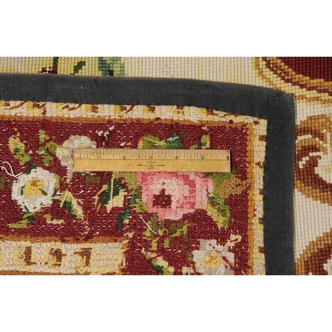English Needlework Carpet - 2