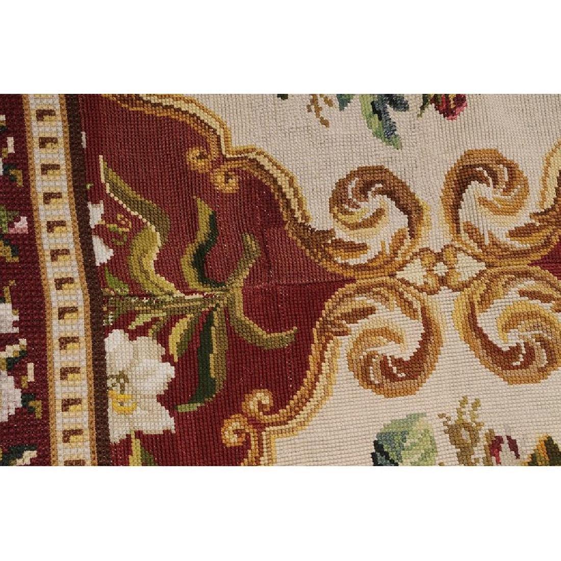 English Needlework Carpet - 3