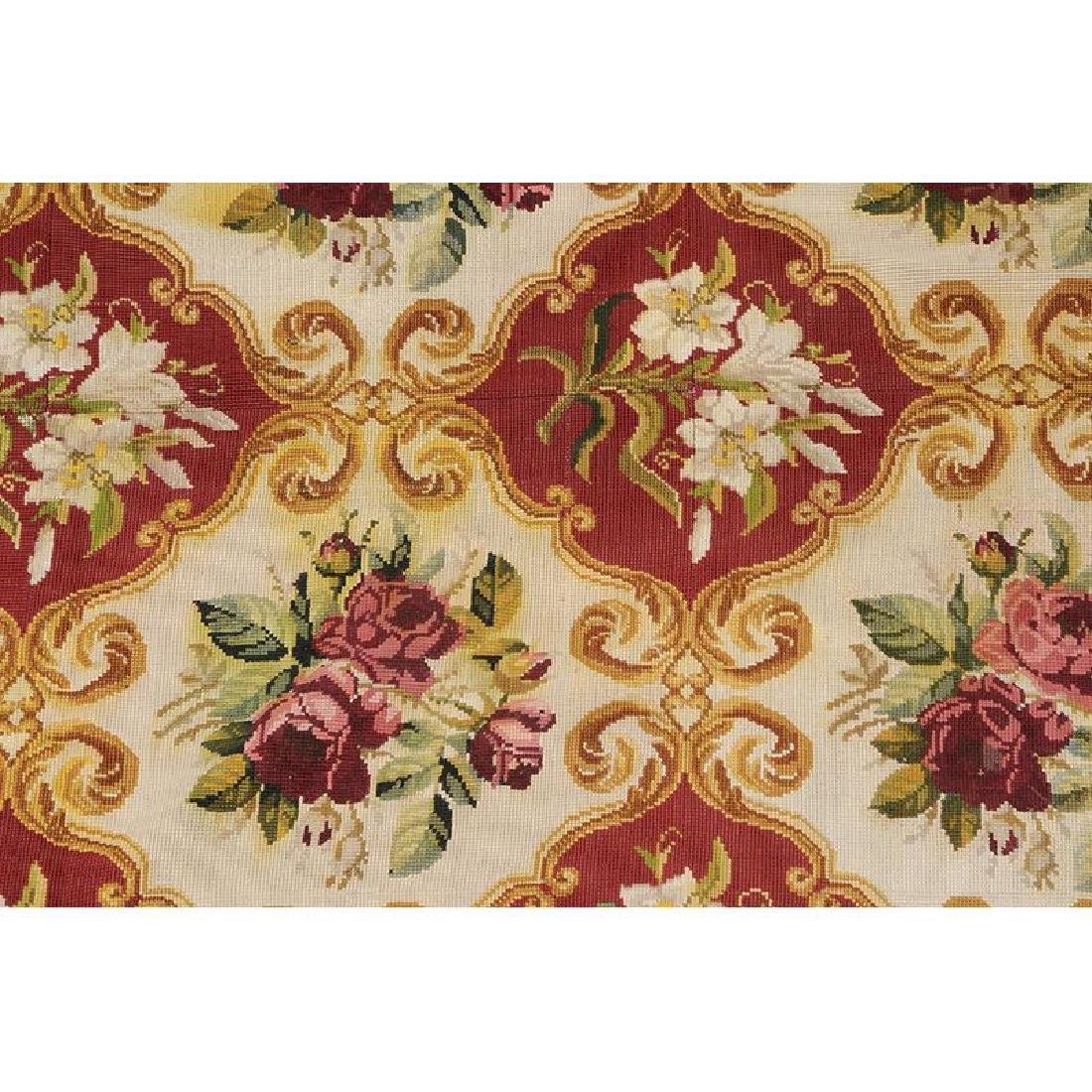 English Needlework Carpet - 4