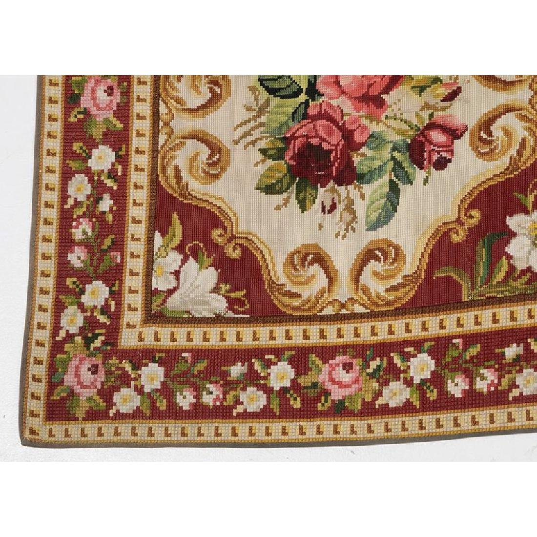 English Needlework Carpet - 5