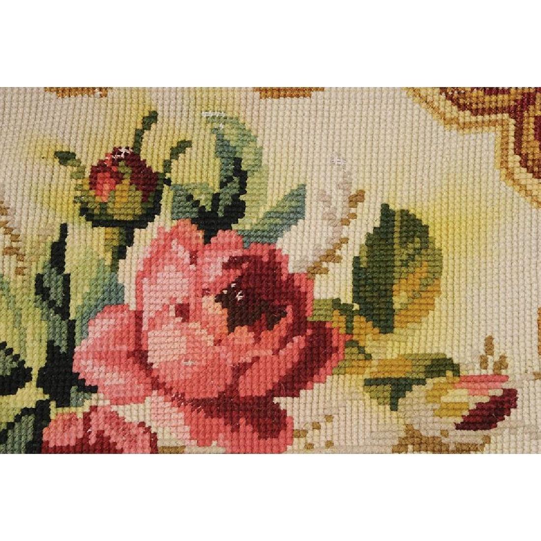 English Needlework Carpet - 6