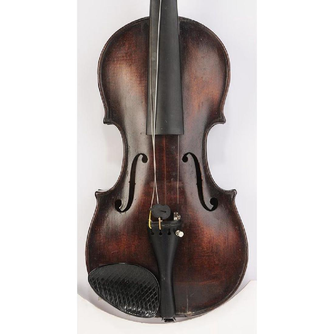 Maxwell Buffin Violin in Case - 3