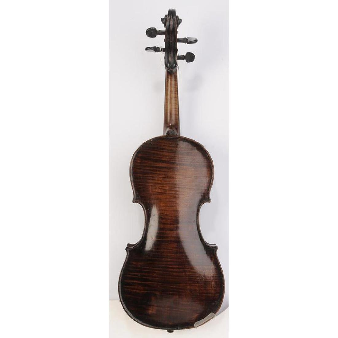 Maxwell Buffin Violin in Case - 8