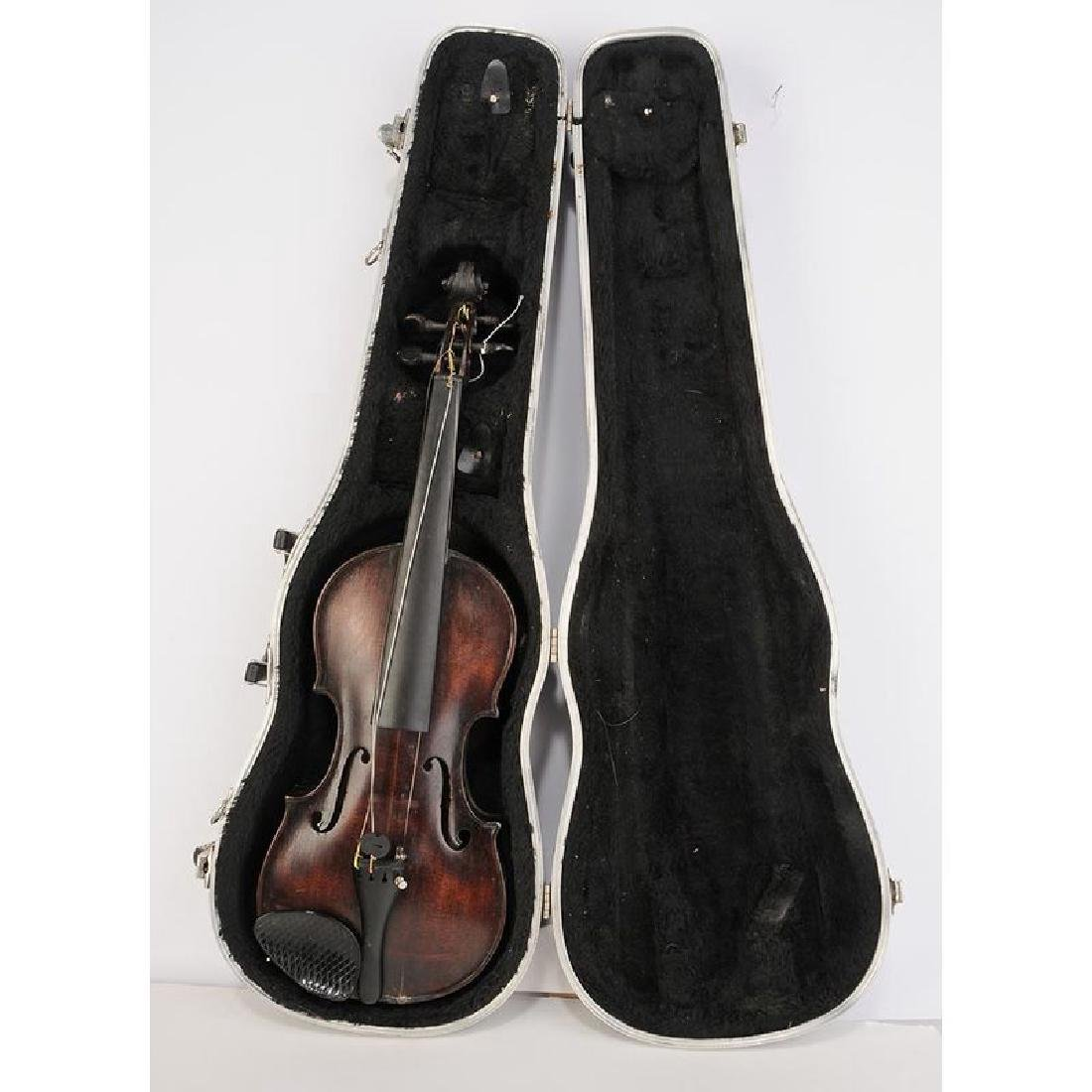 Maxwell Buffin Violin in Case - 9