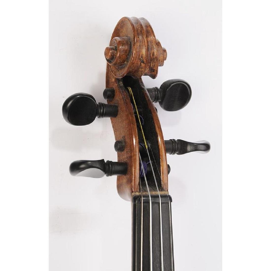 Two Vintage Violins in Cases - 10