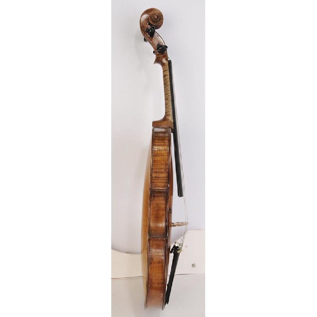 Two Vintage Violins in Cases - 2