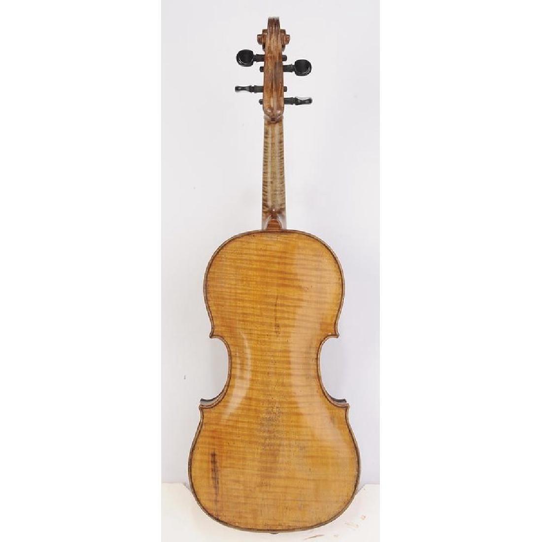 Two Vintage Violins in Cases - 3