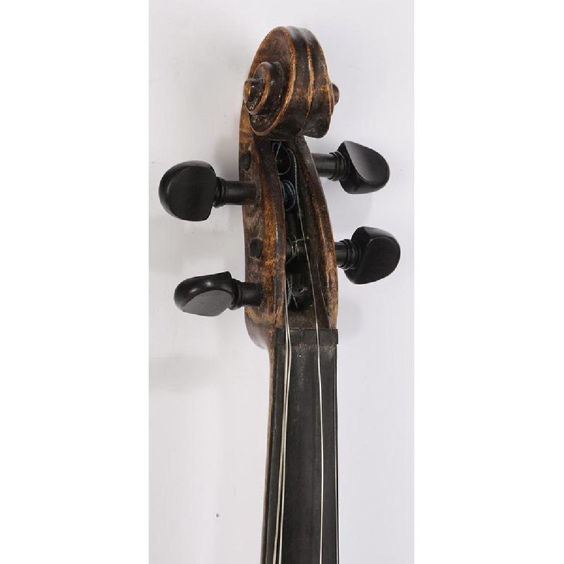 Two Vintage Violins in Cases - 7
