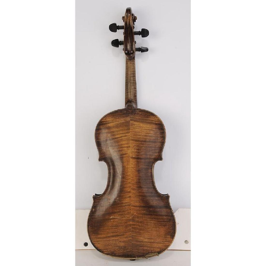 Two Vintage Violins in Cases - 9