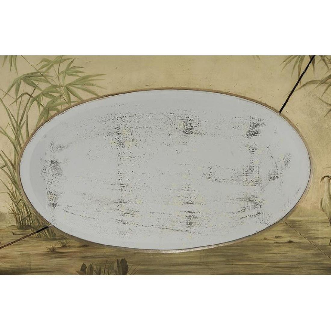 Aesthetic Movement Paint Decorated Mirror - 3