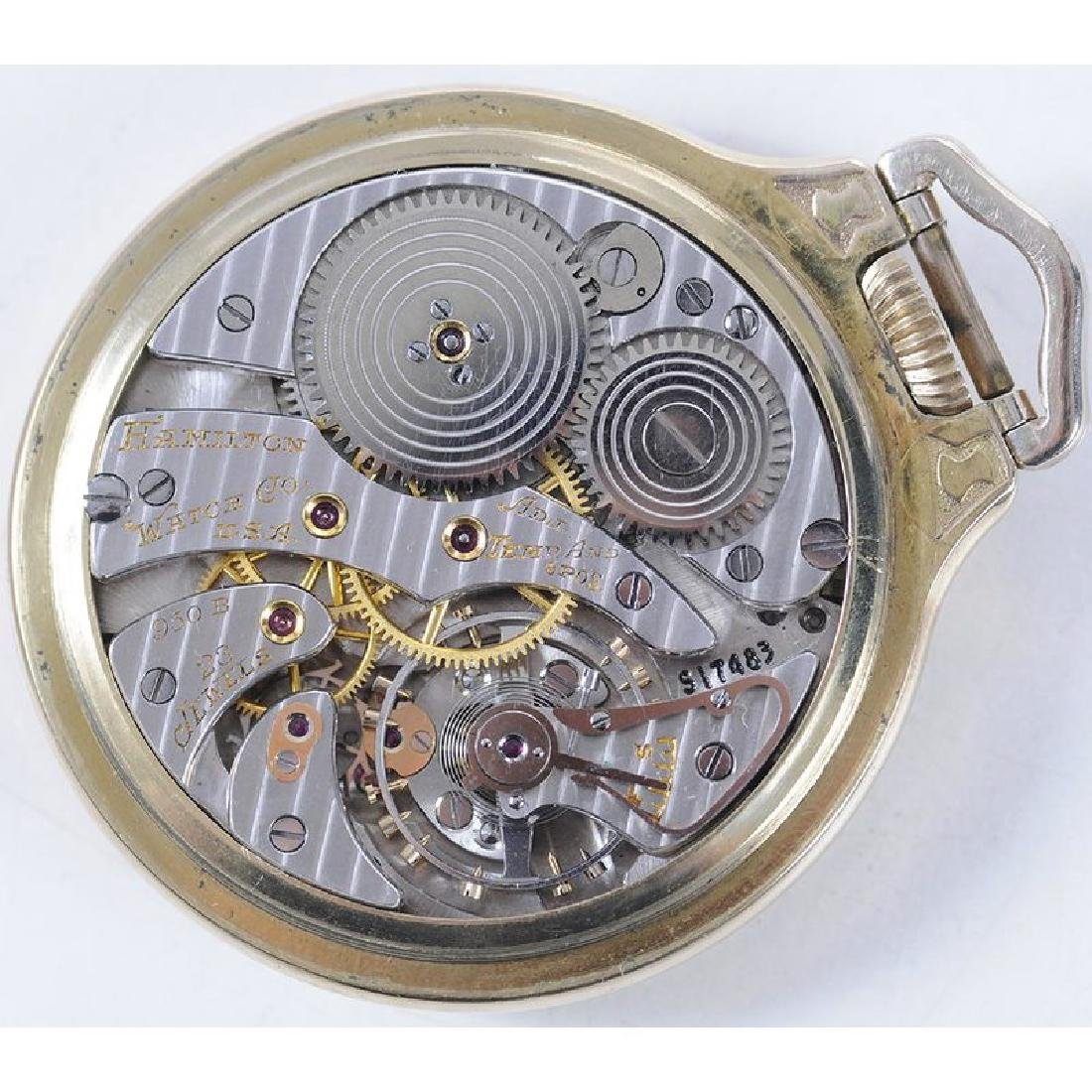 Two Antique Pocket Watches - 4