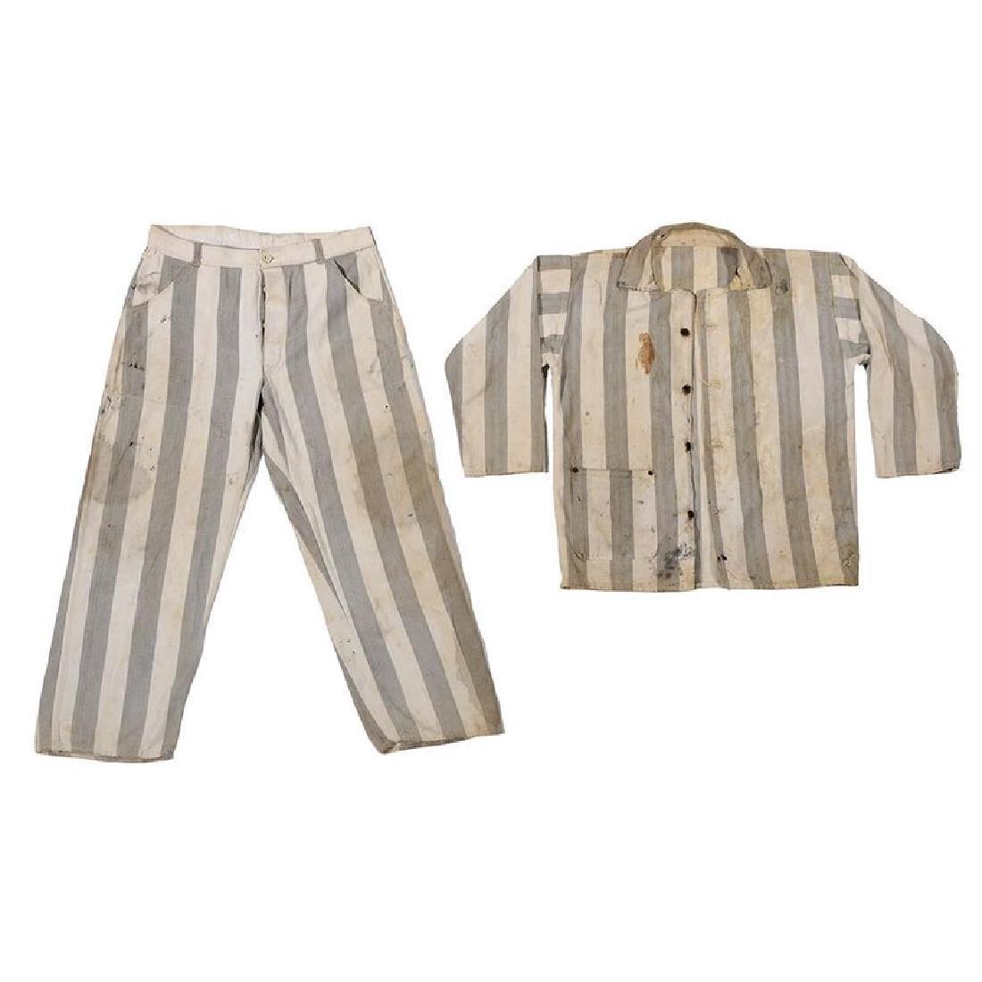 N.C  Prison Uniform