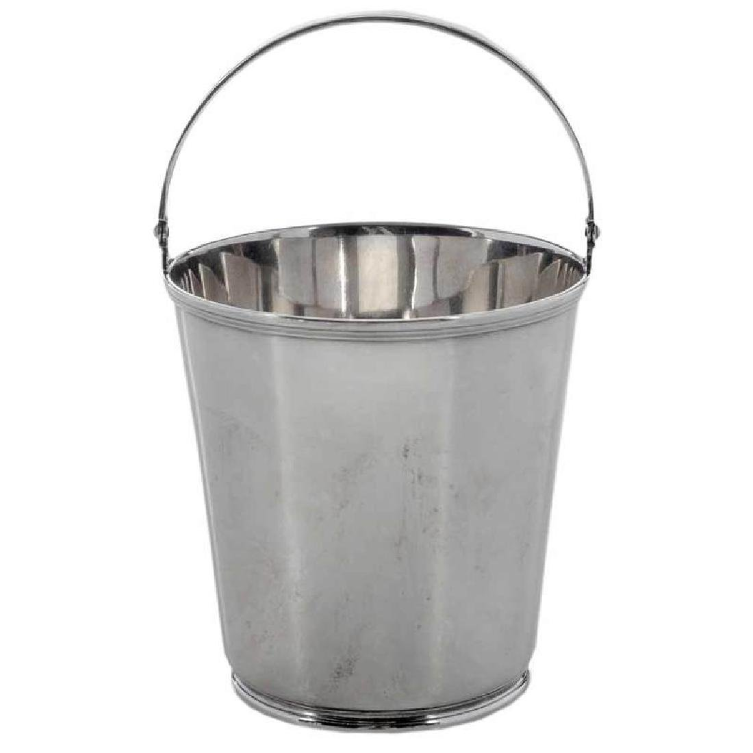 Tiffany Sterling Ice Bucket