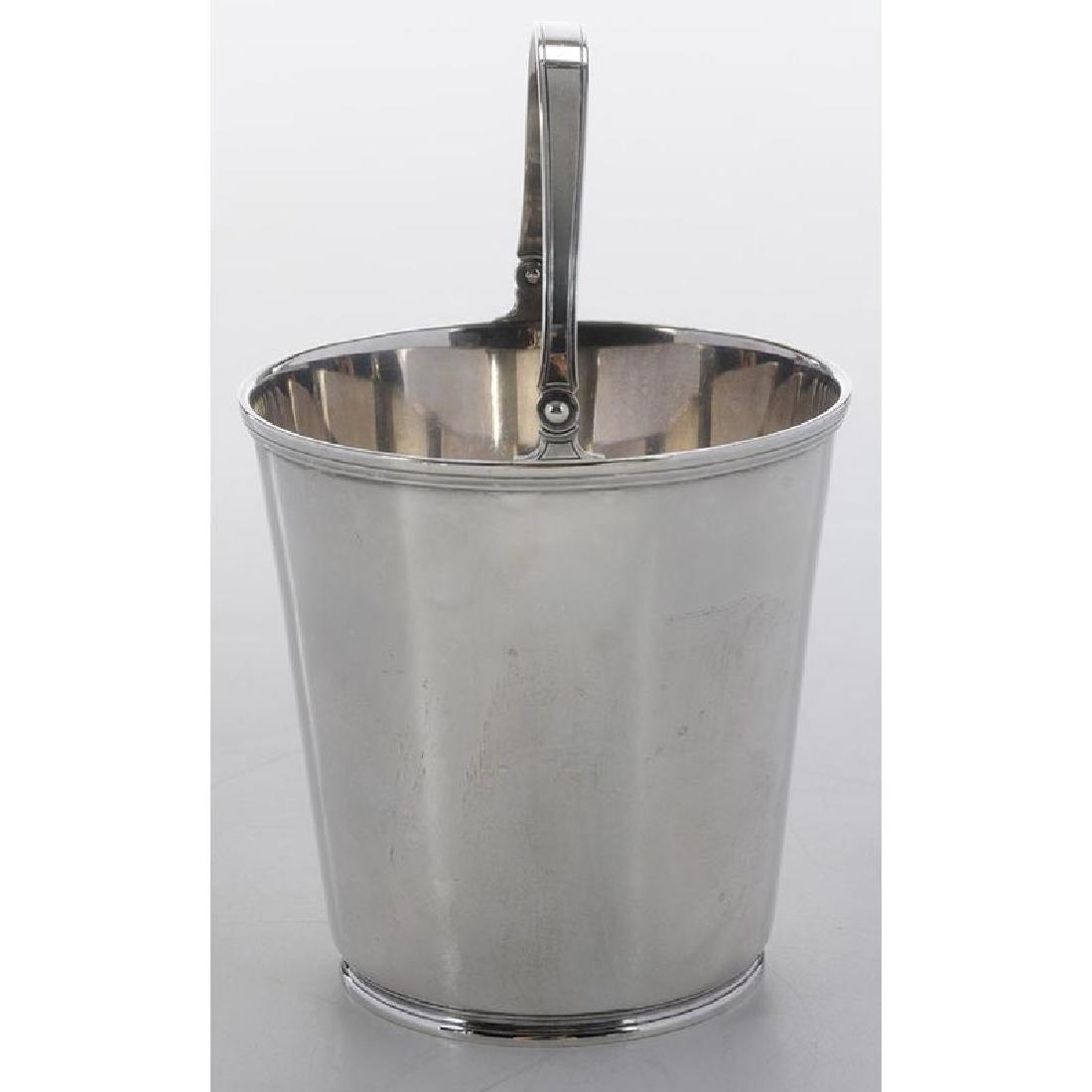Tiffany Sterling Ice Bucket - 2
