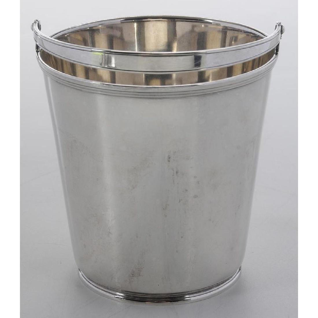 Tiffany Sterling Ice Bucket - 3