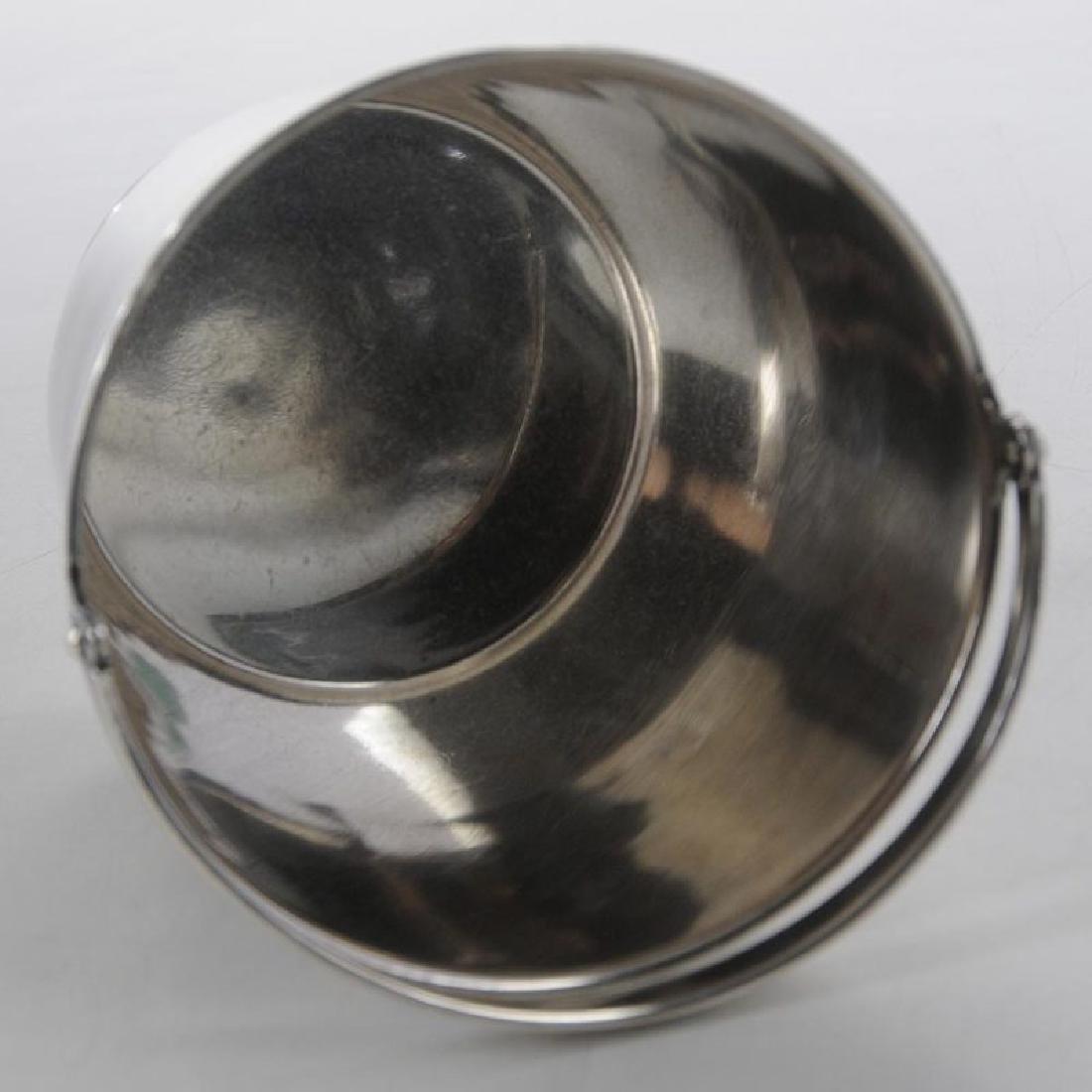 Tiffany Sterling Ice Bucket - 4