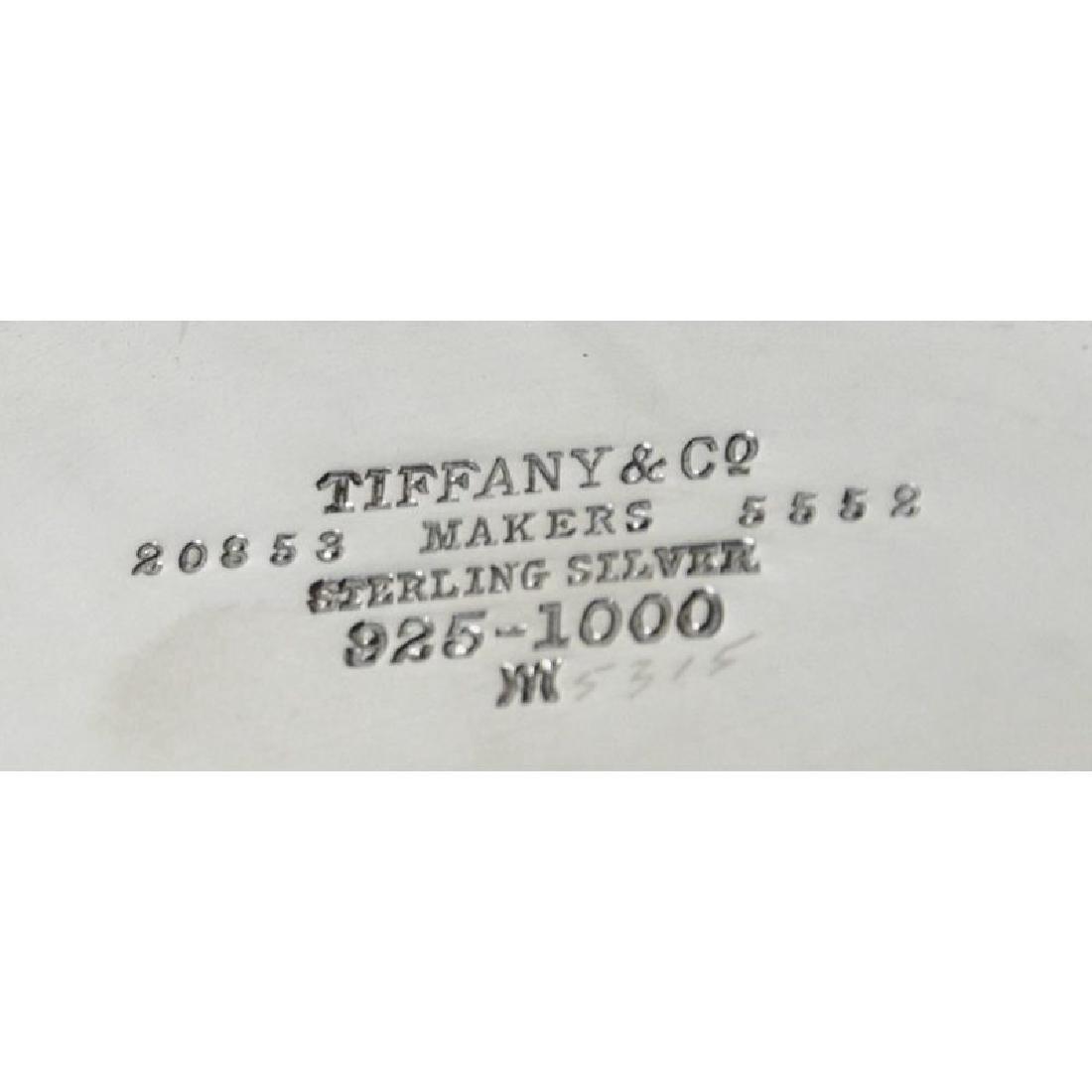 Tiffany Sterling Ice Bucket - 5