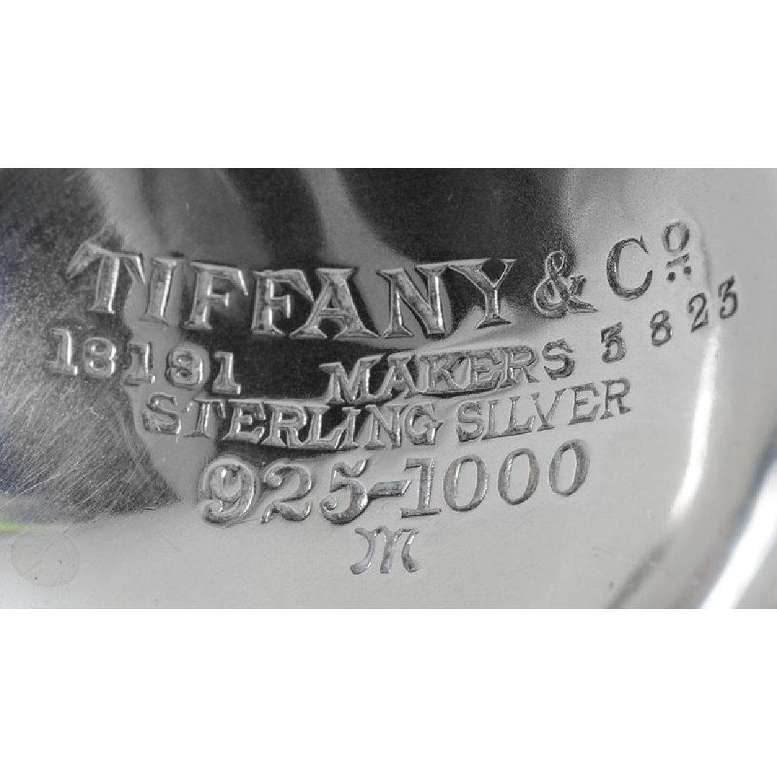 Tiffany Sterling Water Pitcher - 6