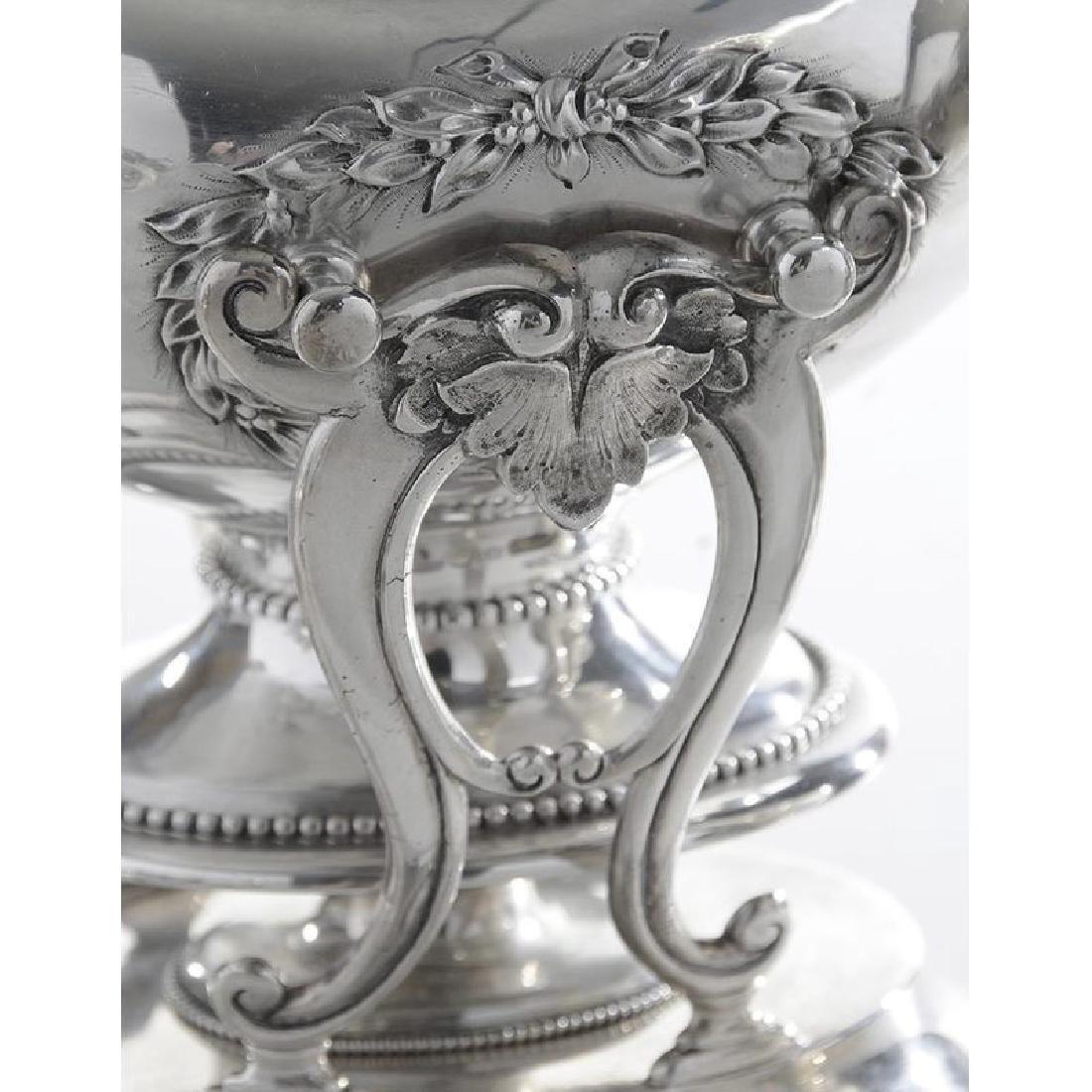 Six Piece Silver Tea Service - 4