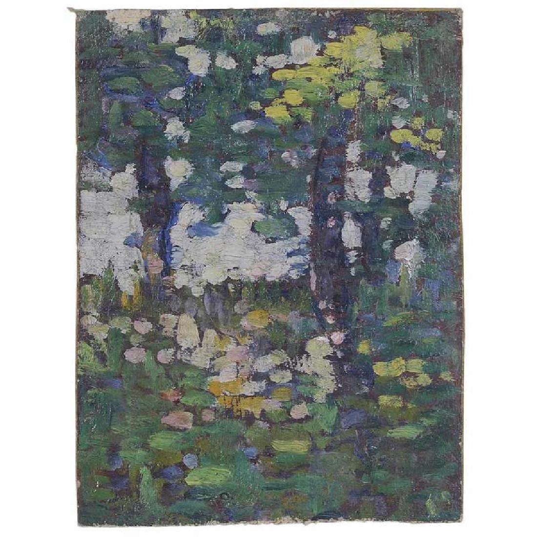 American Impressionist School - 2