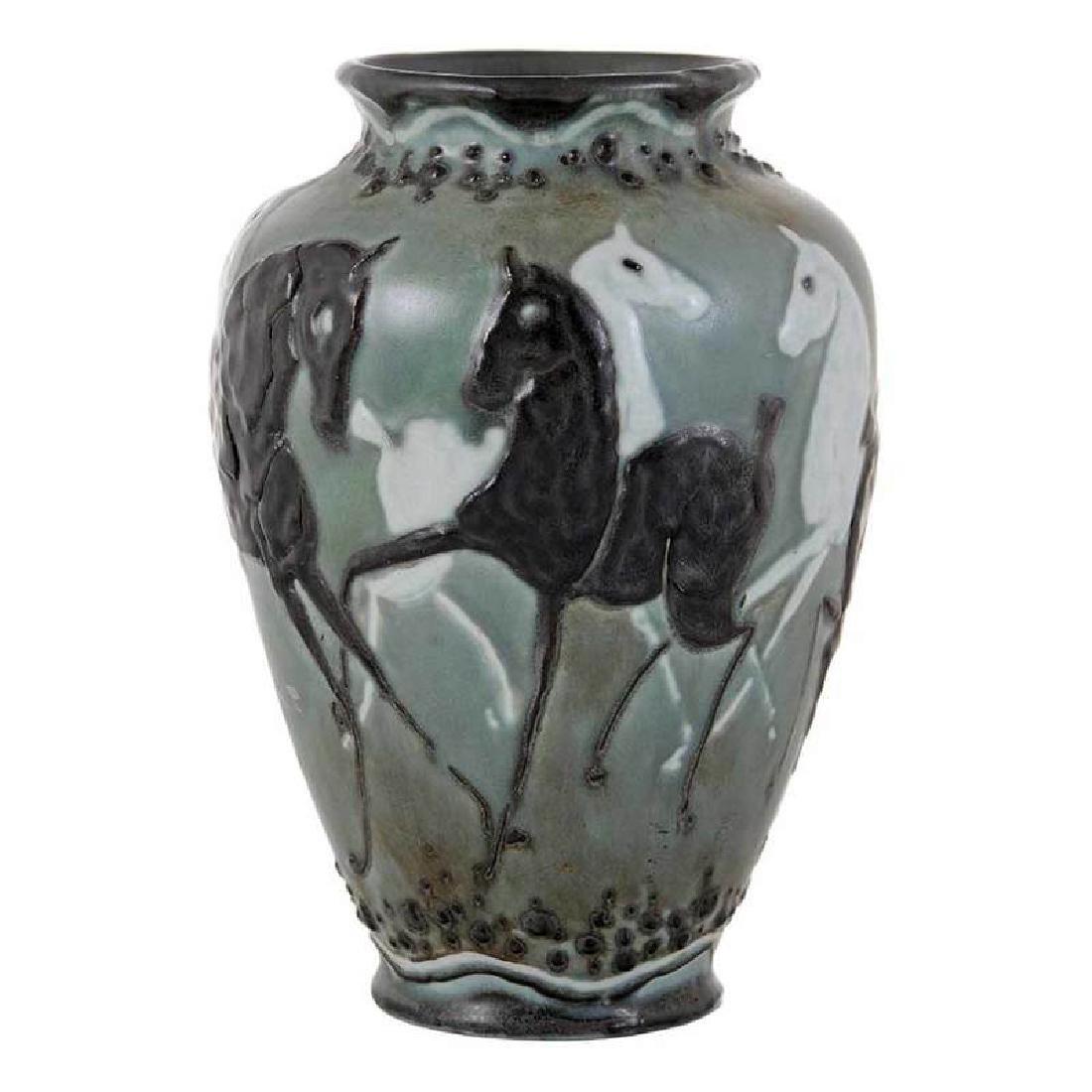 Elizabeth Barrett Rookwood Pottery Vase