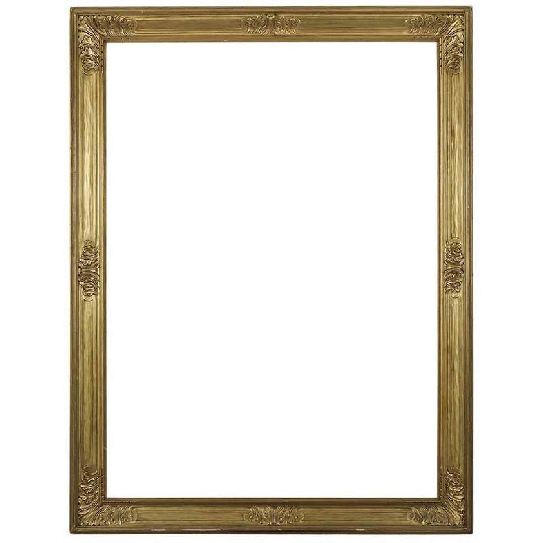 Fine Newcomb-Macklin Frame