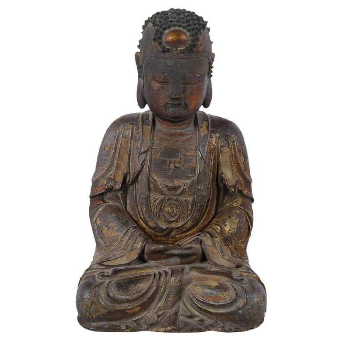 Korean Seated Buddha