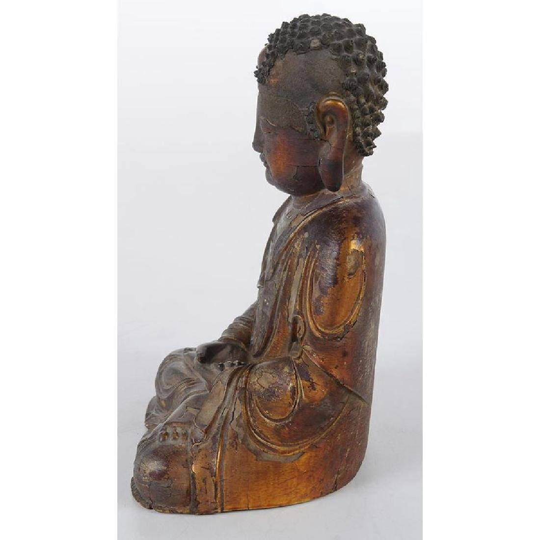 Korean Seated Buddha - 2