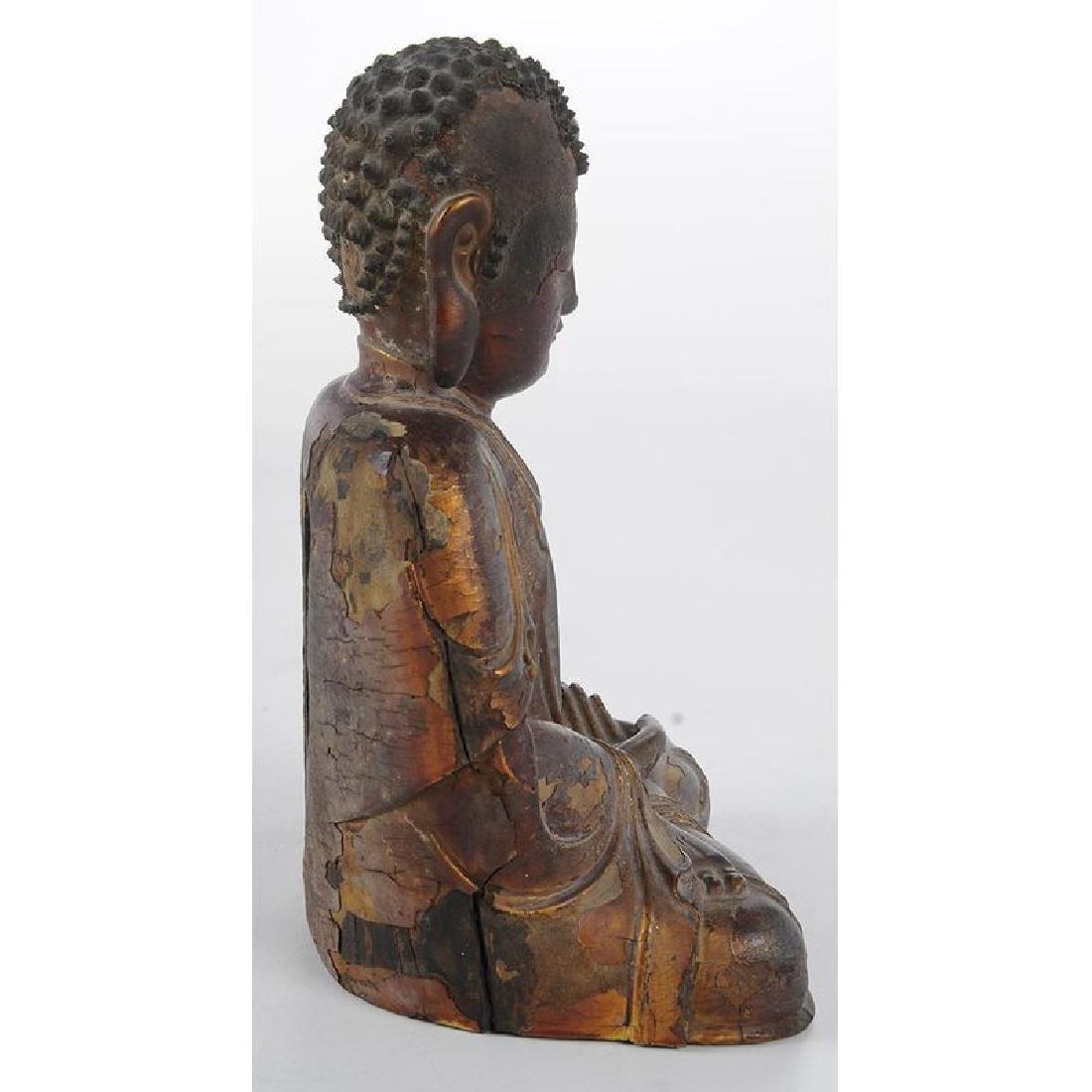Korean Seated Buddha - 4