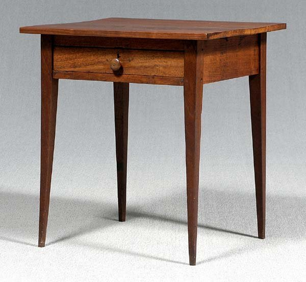 14: Southern Federal walnut stand,