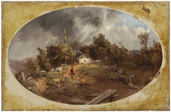 26: Painting by Jasper Lawman