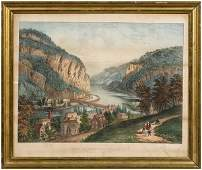 31 Currier  Ives print